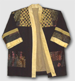 Gold and Black Jacket